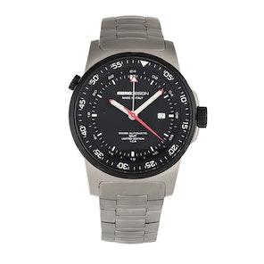 Momo Design Titanium GMT MD095-DIVMB-01BK