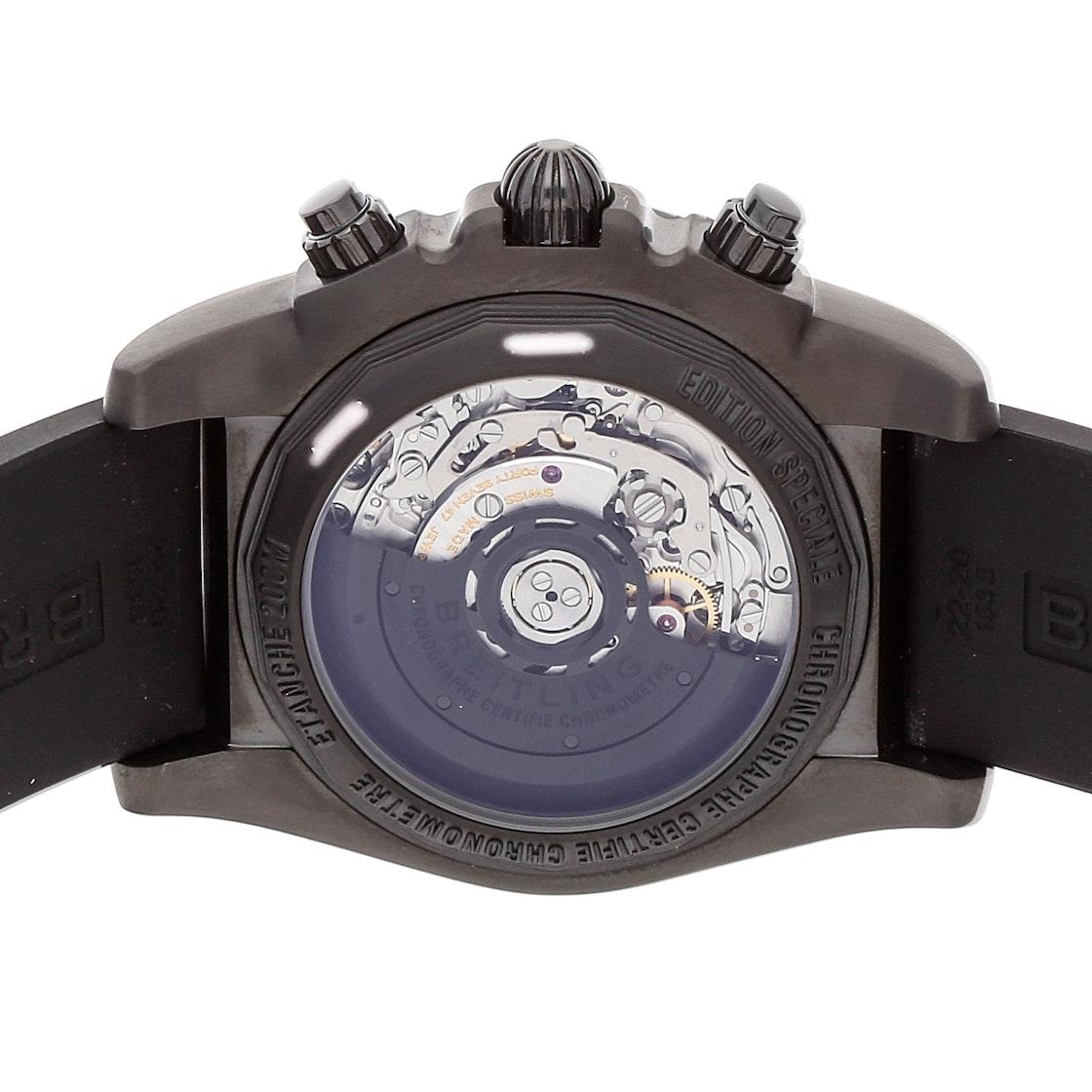 Breitling Black Chronomat 44 Special Edition MB0111C3/I531