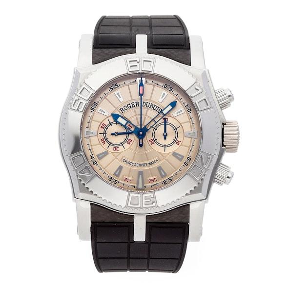 Roger Dubuis Easy Diver Chronograph SE46.56.9/12.53