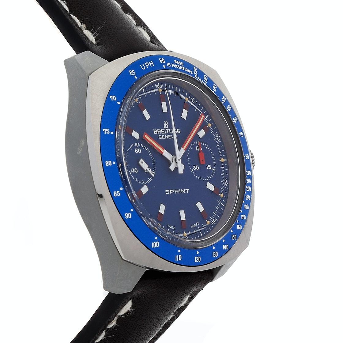 Breitling Vintage Sprint Chronograph Fiberglass 2016