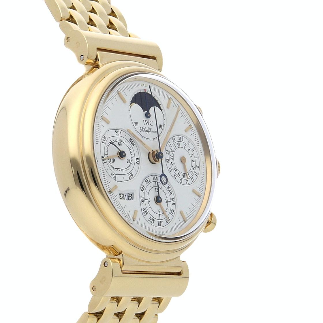 IWC Da Vinci Perpetual Calendar Chronograph IW9252-01