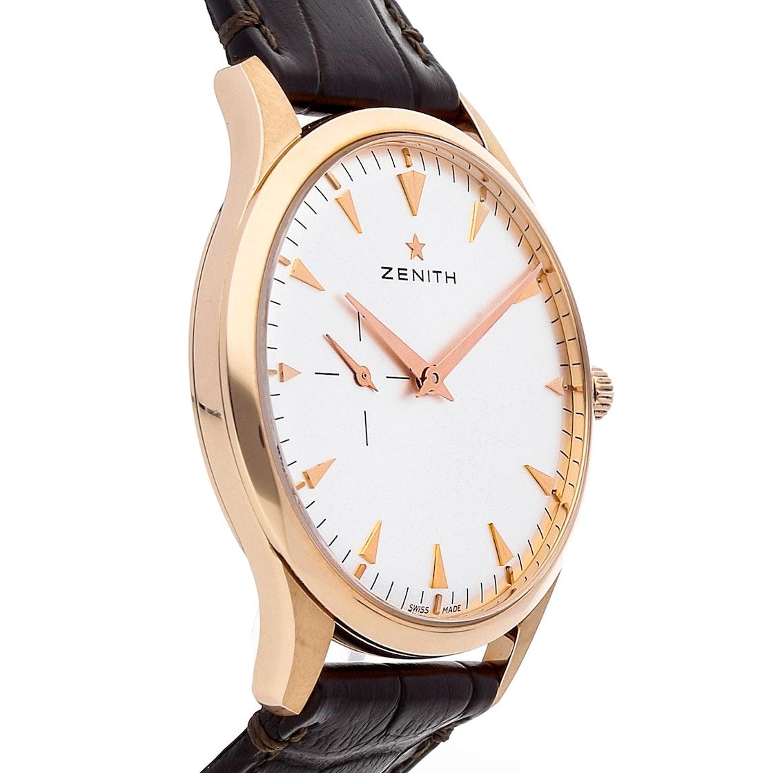 Zenith Elite Ultra Thin 18.2010.681/01.C498