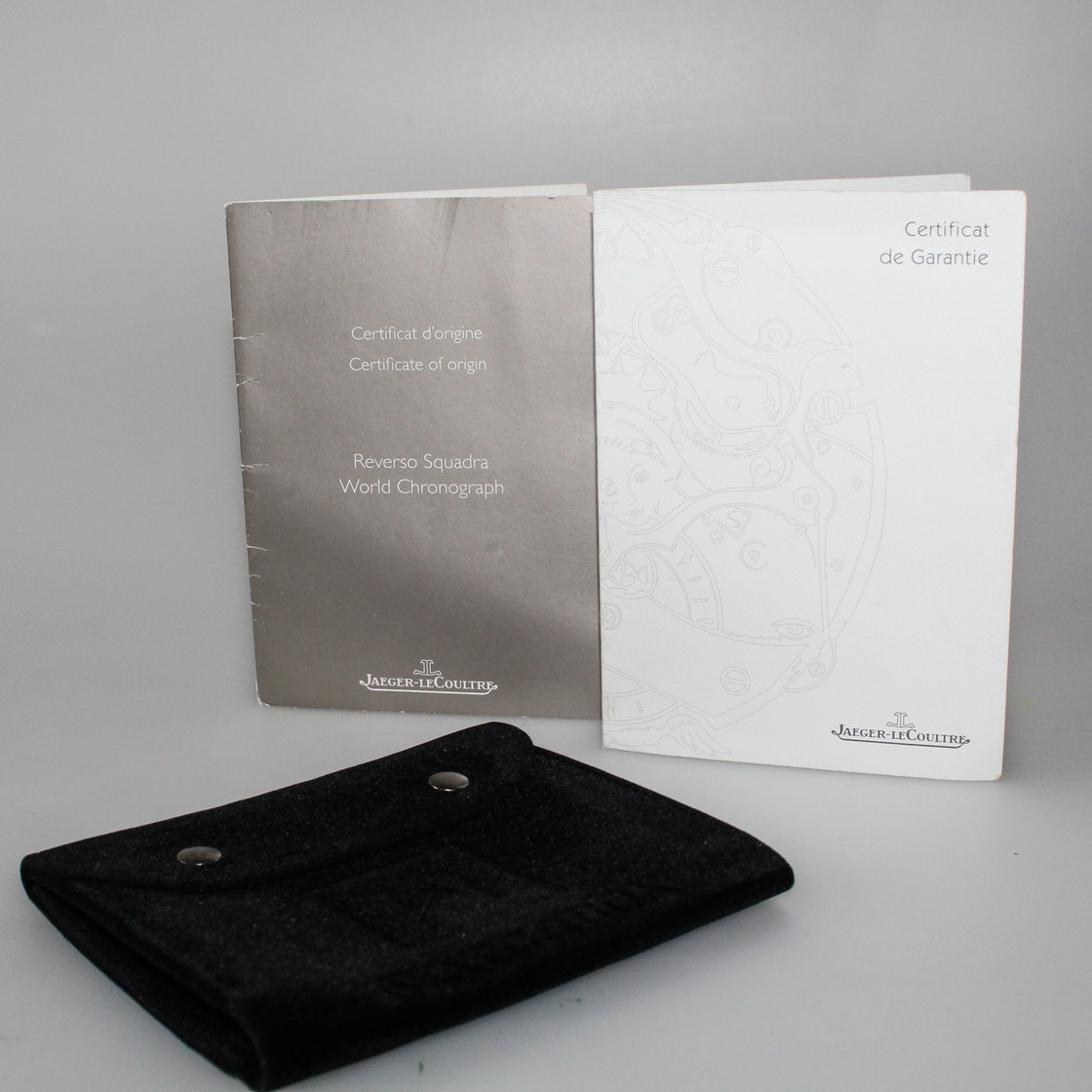 Jaeger-LeCoultre Reverso Squadra World Chronograph Limited Edition Q702T470