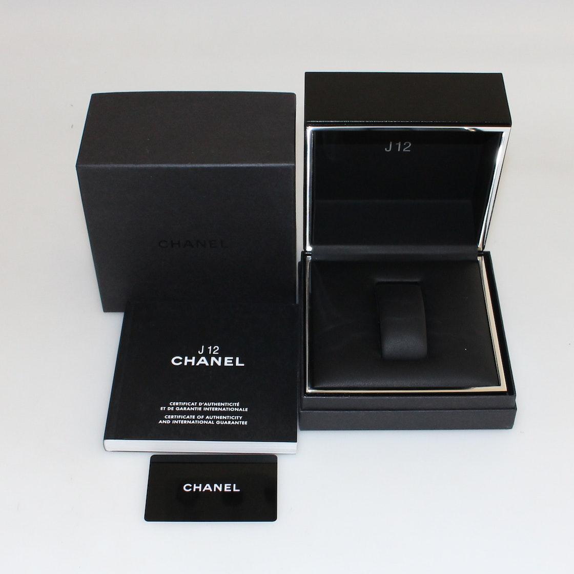 Chanel J12 H1180