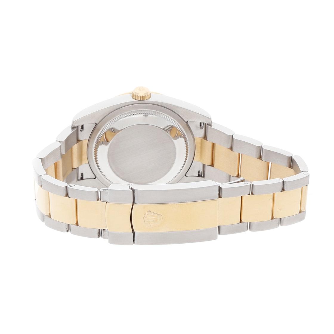 Rolex Datejust Turn-O-Graph 116263
