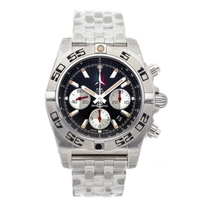 Breitling Chronomat Frecce Chronograph Tricolori Limited Edition AB01104D/BC62