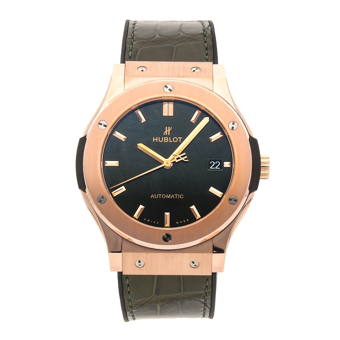 "Hublot Classic Fusion ""King Gold"" 511.OX.8980.LR"