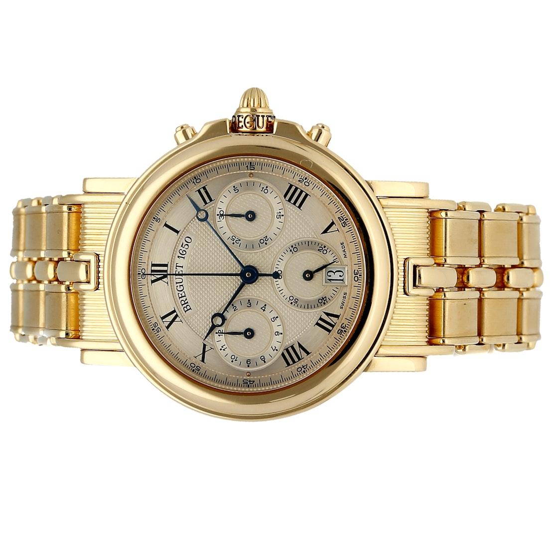 Breguet Marine Chronograph 3460BA/12/A90