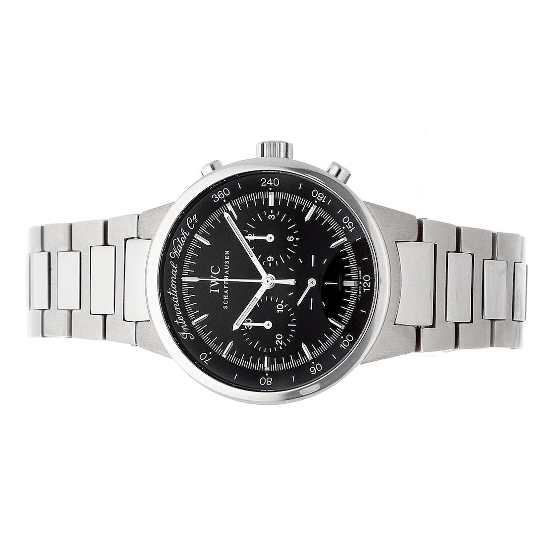 IWC GST Chronograph IW3727-02