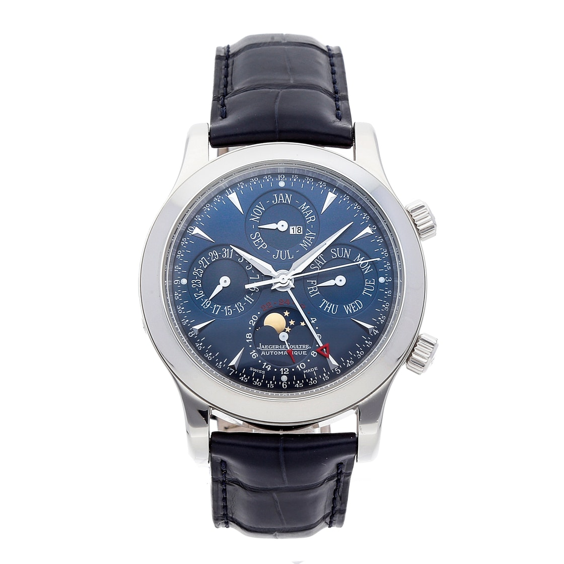 Jaeger-LeCoultre Grande Master Memovox Perpetual Calendar Limited Edition Q146648A