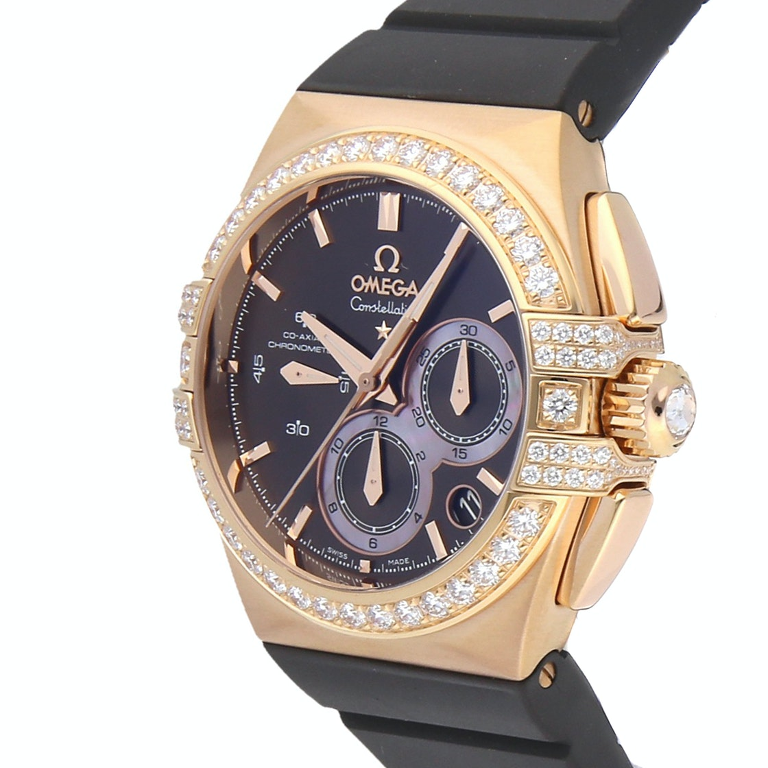 Omega Constellation Double Eagle Chronograph 121.57.35.50.13.001