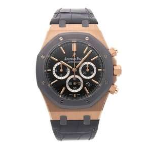 "Audemars Piguet Royal Oak Chronograph ""Leo Messi"" Limited Edition 26325OL.OO.D005CR.01"