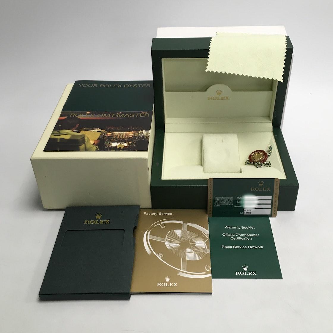Rolex GMT Master II 116713LN