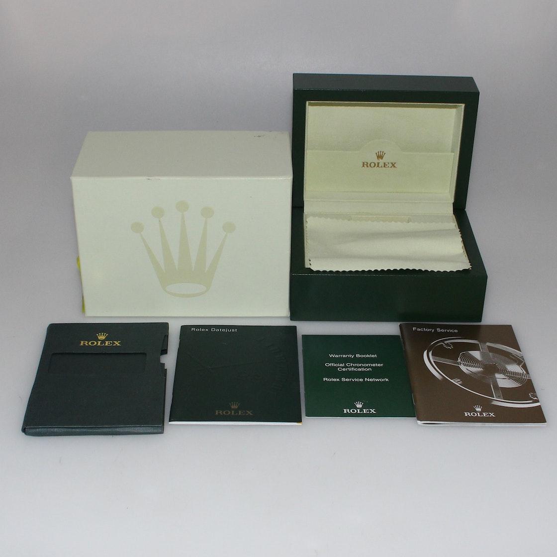 Rolex Datejust 178383