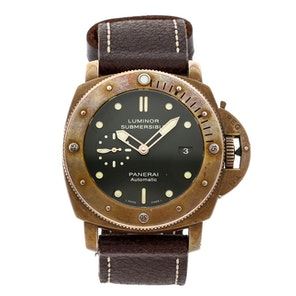 "Panerai Luminor Submersible 1950 ""Bronzo"" Limited Edition PAM 382"