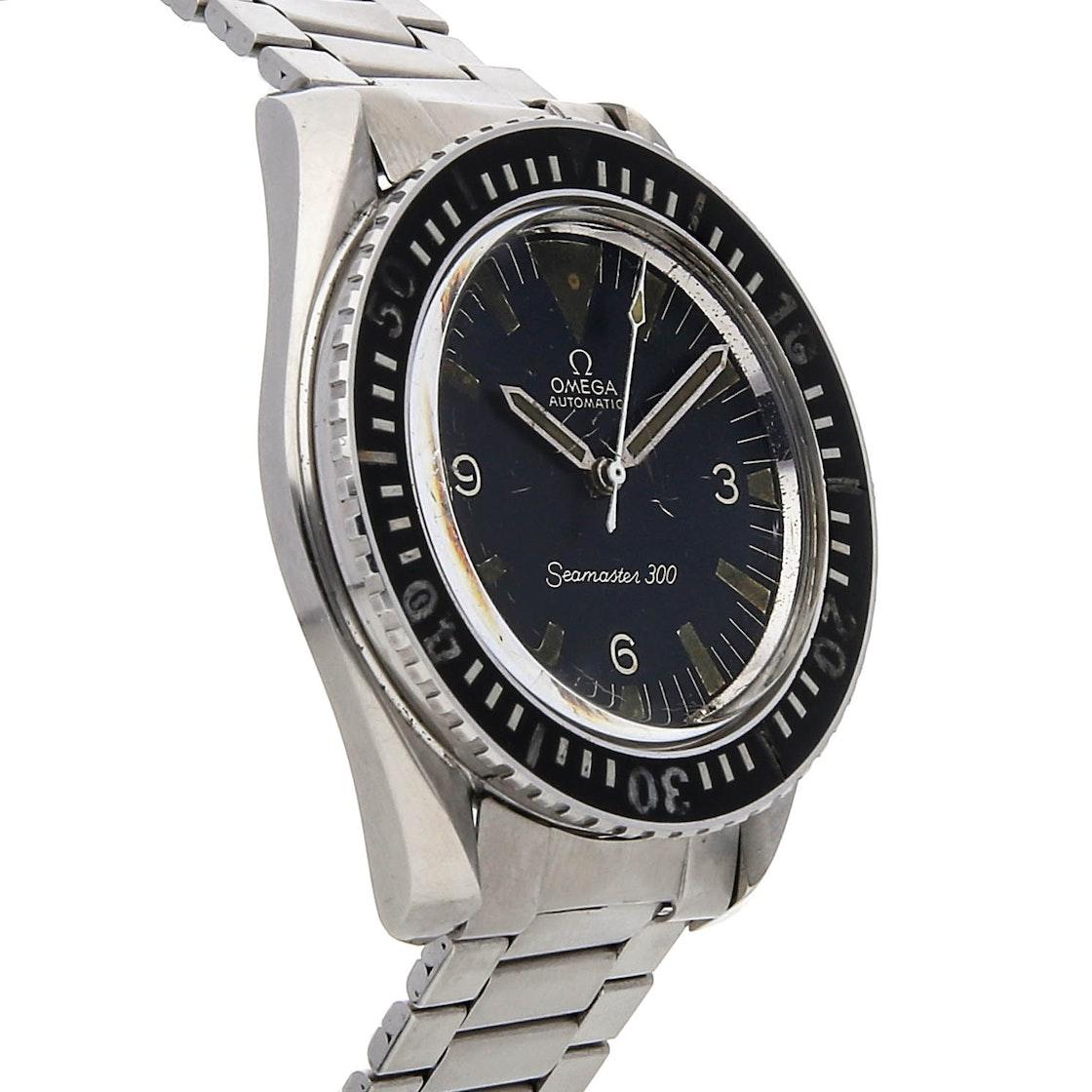 Omega Vintage Seamaster 300m 165.024
