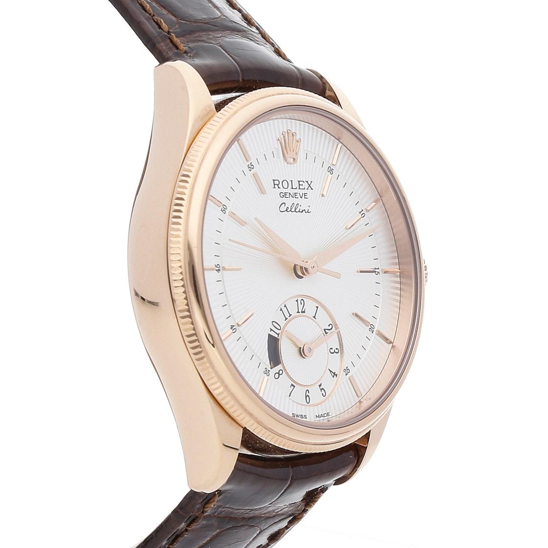 Rolex Cellini Dual Time 50525