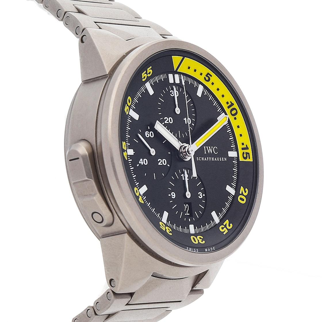 IWC Aquatimer Split-Minute Chronograph IW3723-01