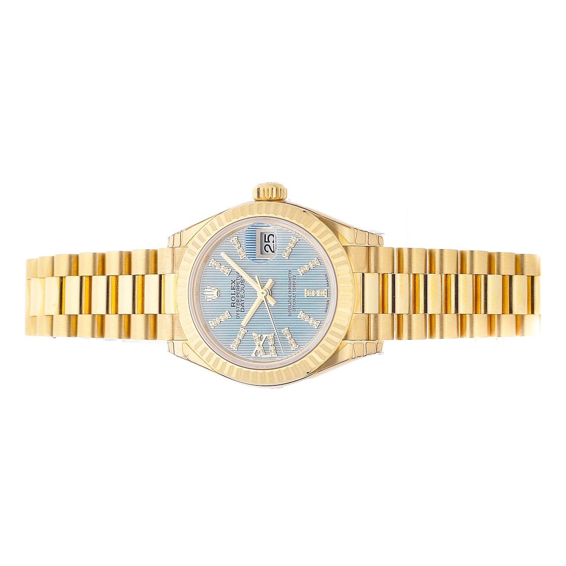 Rolex Datejust 279178
