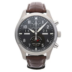 IWC Spitfire Perpetual Digital Date-Month IW3791-07