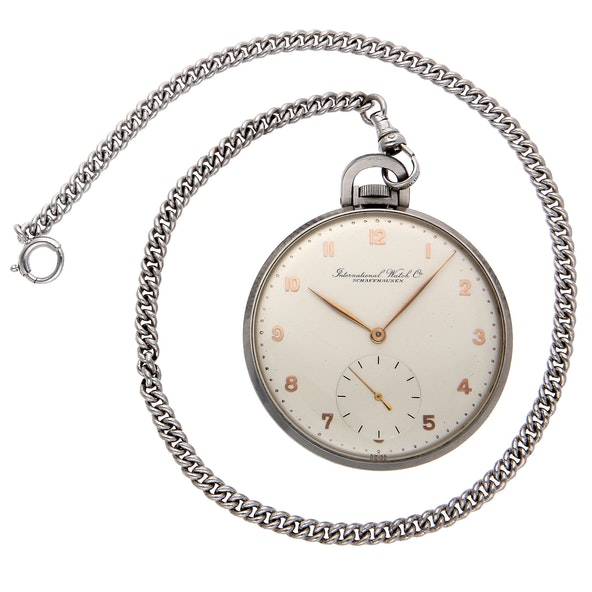 International Watch Co. Vintage Pocket Watch