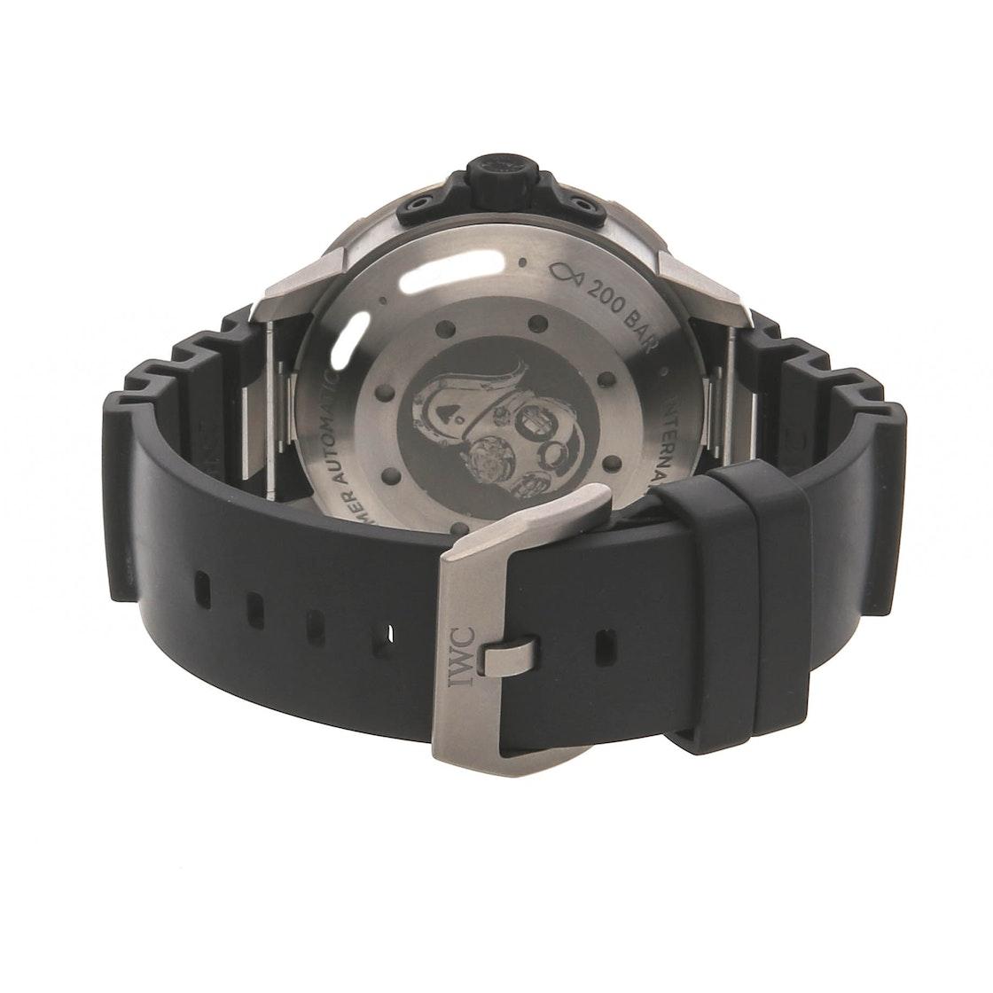 IWC Aquatimer 2000 IW3580-02
