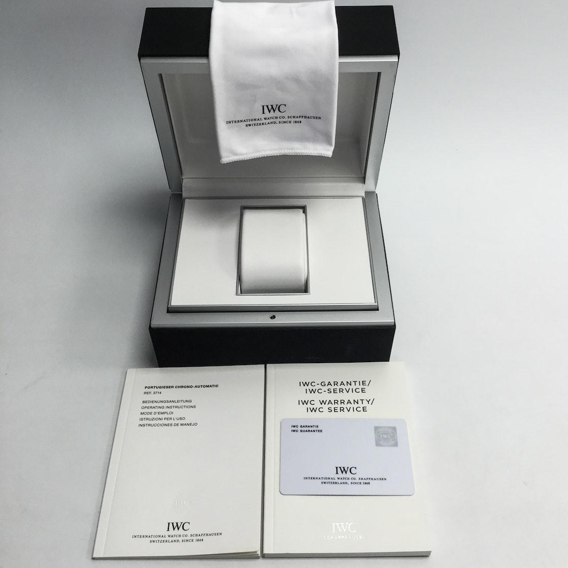 IWC Portuguese Chronograph Rattrapante IW3712-10