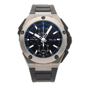 IWC Ingenieur Double Chronograph IW3865-03