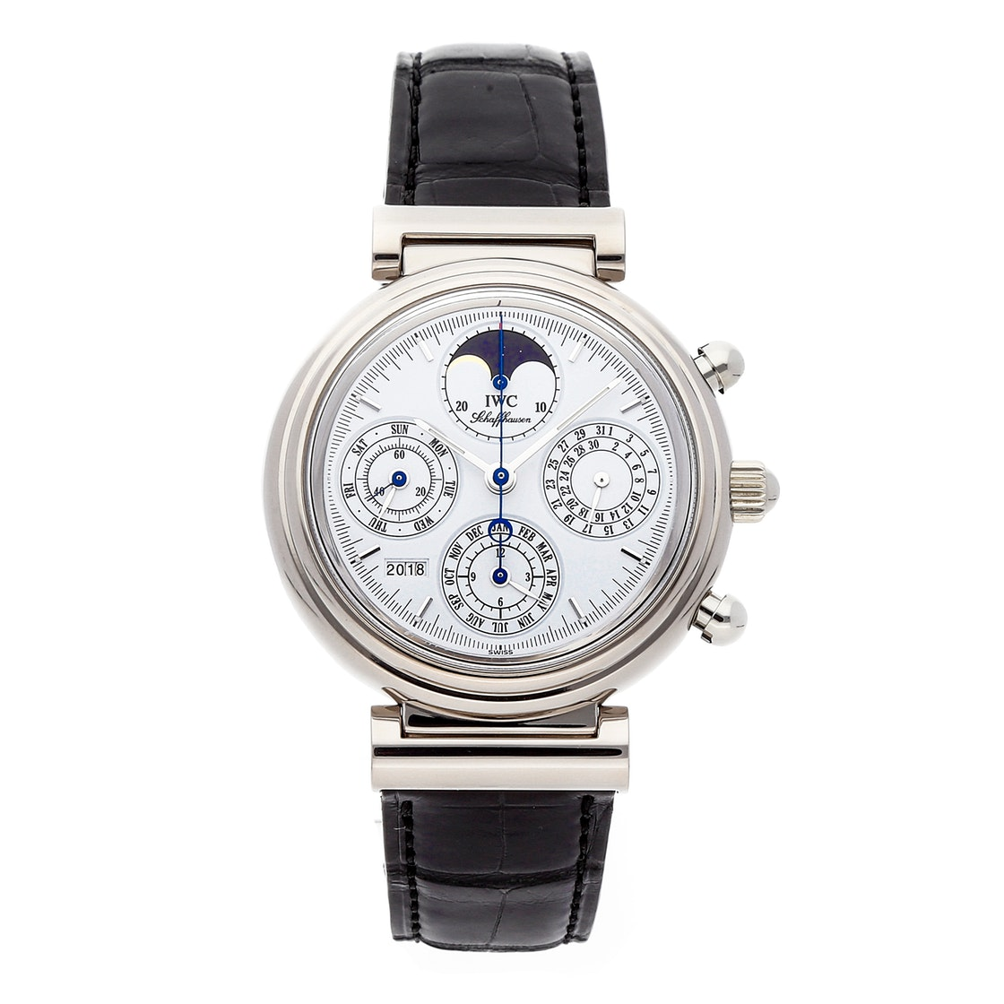 IWC DaVinci Perpetual Calendar Chronograph IW3750-06