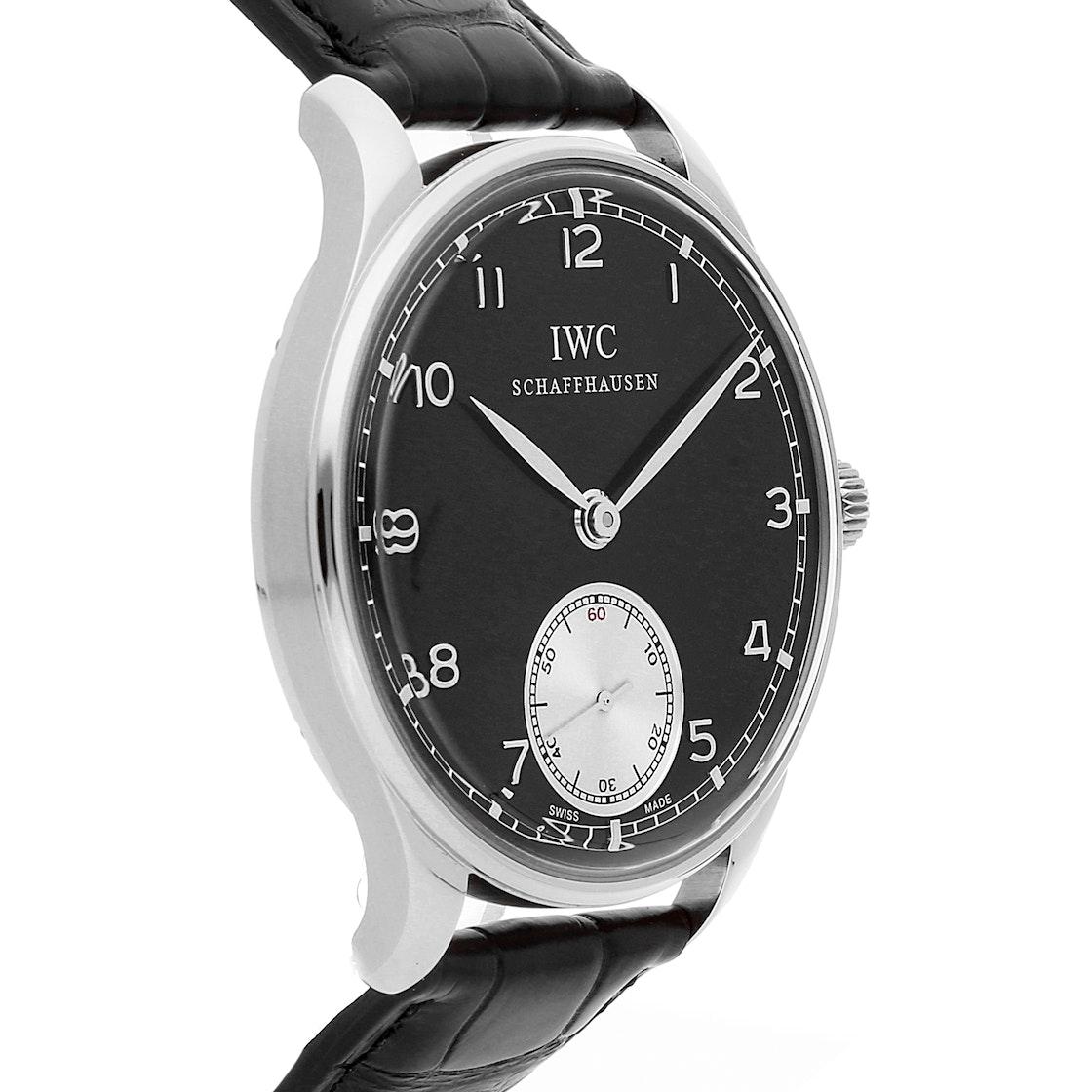 IWC Portugieser Hand-Wound IW5454-04