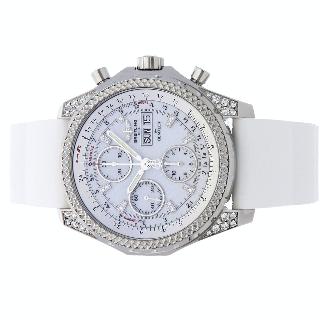 Breitling Bentley GT A1336267/A729