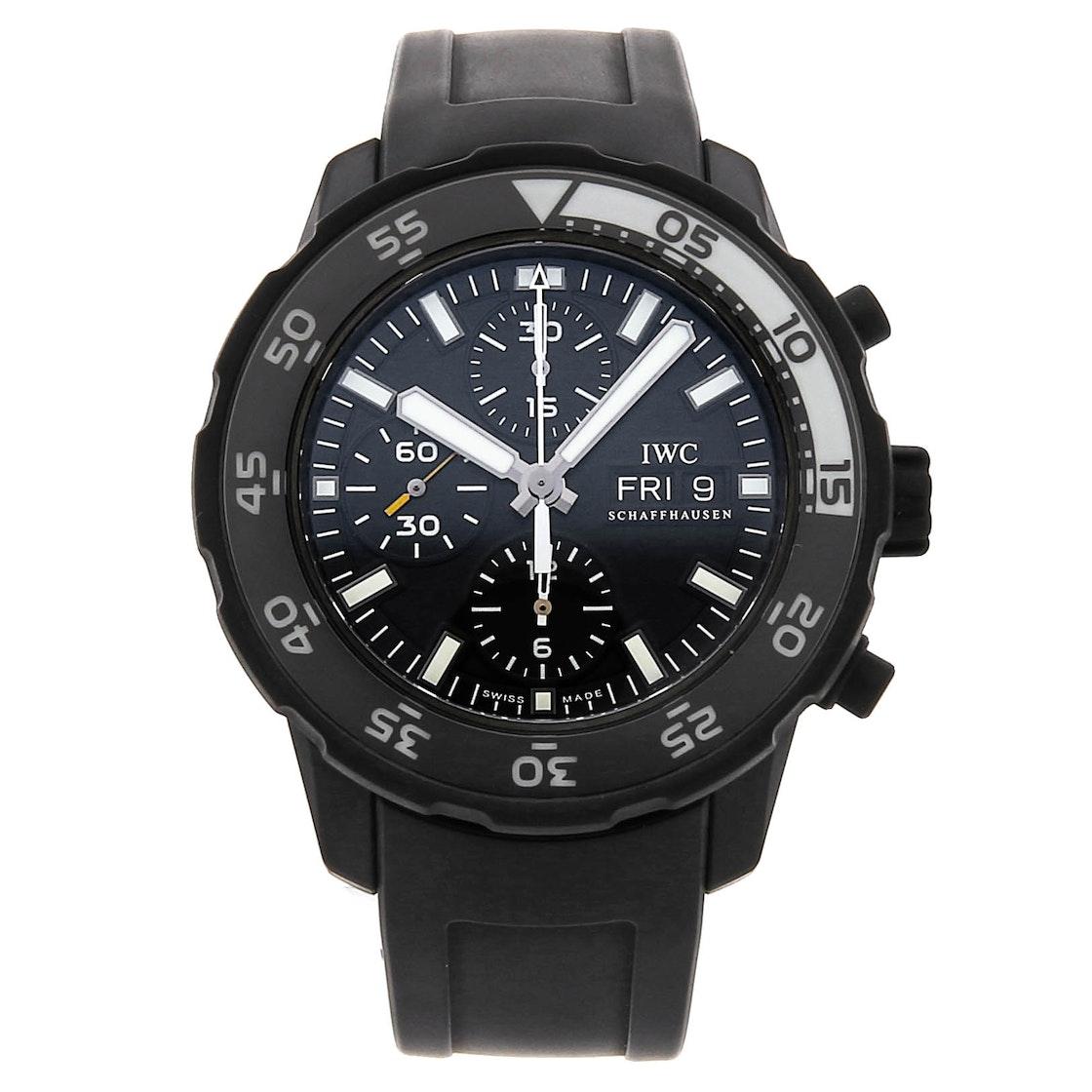 IWC Aquatimer Chronograph Galapagos IW3767-05
