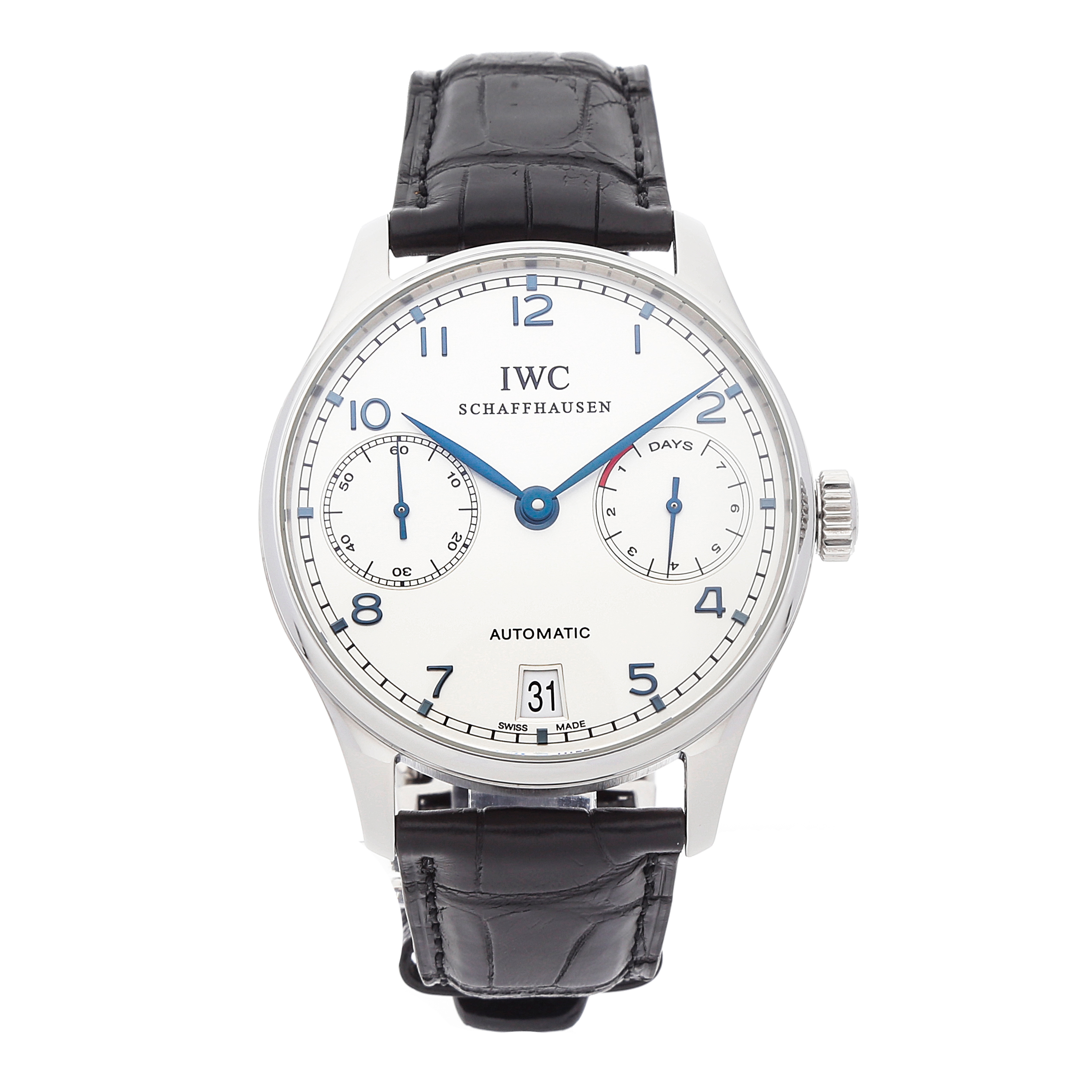 IWC Portuguese 7 Day IW5001-07