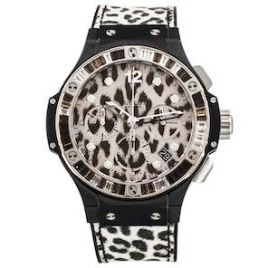 Hublot Big Bang Snow Leopard Chronograph Limited Edition 341.CW.7717.NR.1977