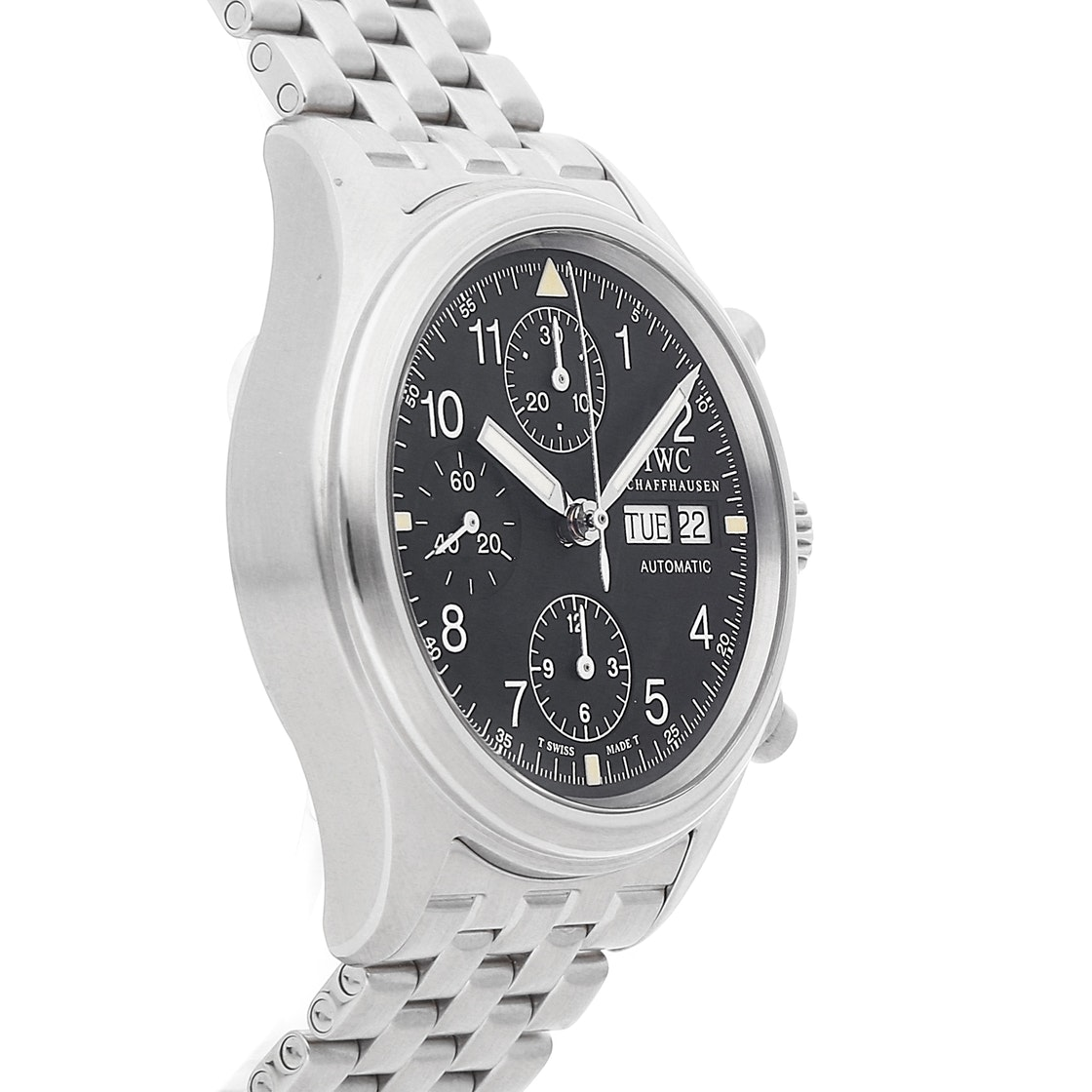 IWC Pilot's Watch Chronograph IW3706-03