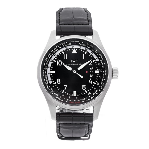 IWC Pilot's Watch Worldtimer IW3262-01