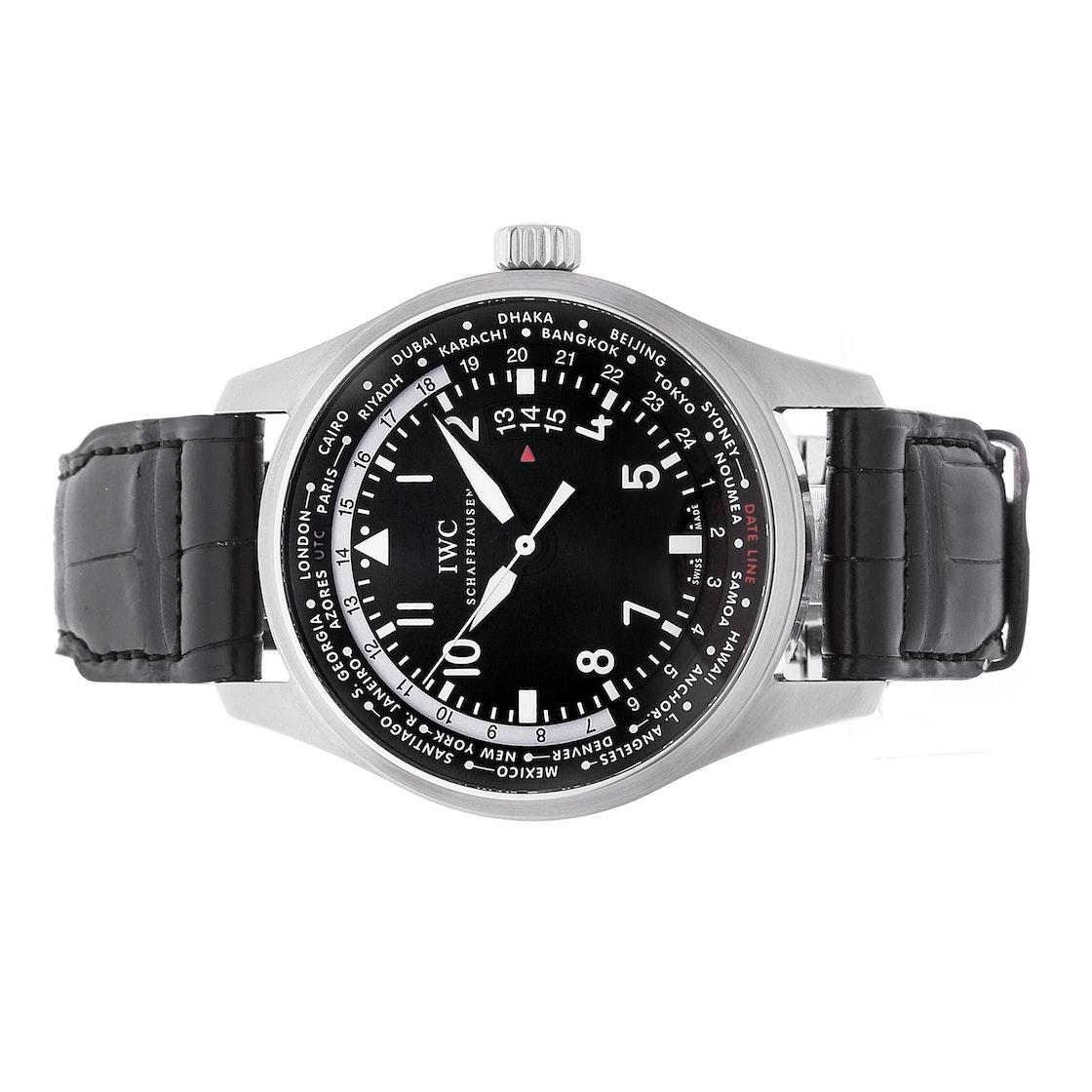 IWC Pilot's Watch Worldtimer IW3262-01