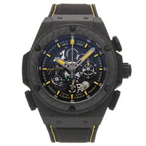 Hublot King Power Aryton Senna Limited Edition 719.QM.1729.NR.AES