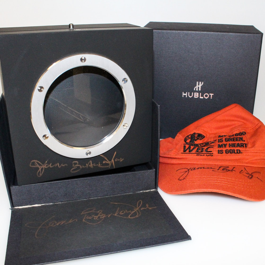 Hublot Classic Fusion Aerofusion Chronograph WBC Limited Edition 525.CQ.1181.RX.WBC16