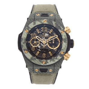 Hublot Big Bang Unico Italia Independant Green Camo Limited Edition 411.YG.1198.NR.ITI16