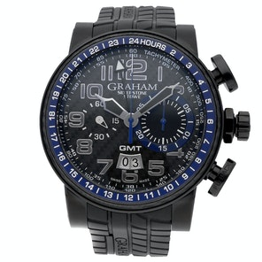 Graham Silverstone Stowe GMT Limited Edition 2BLCB.B30A.K47N