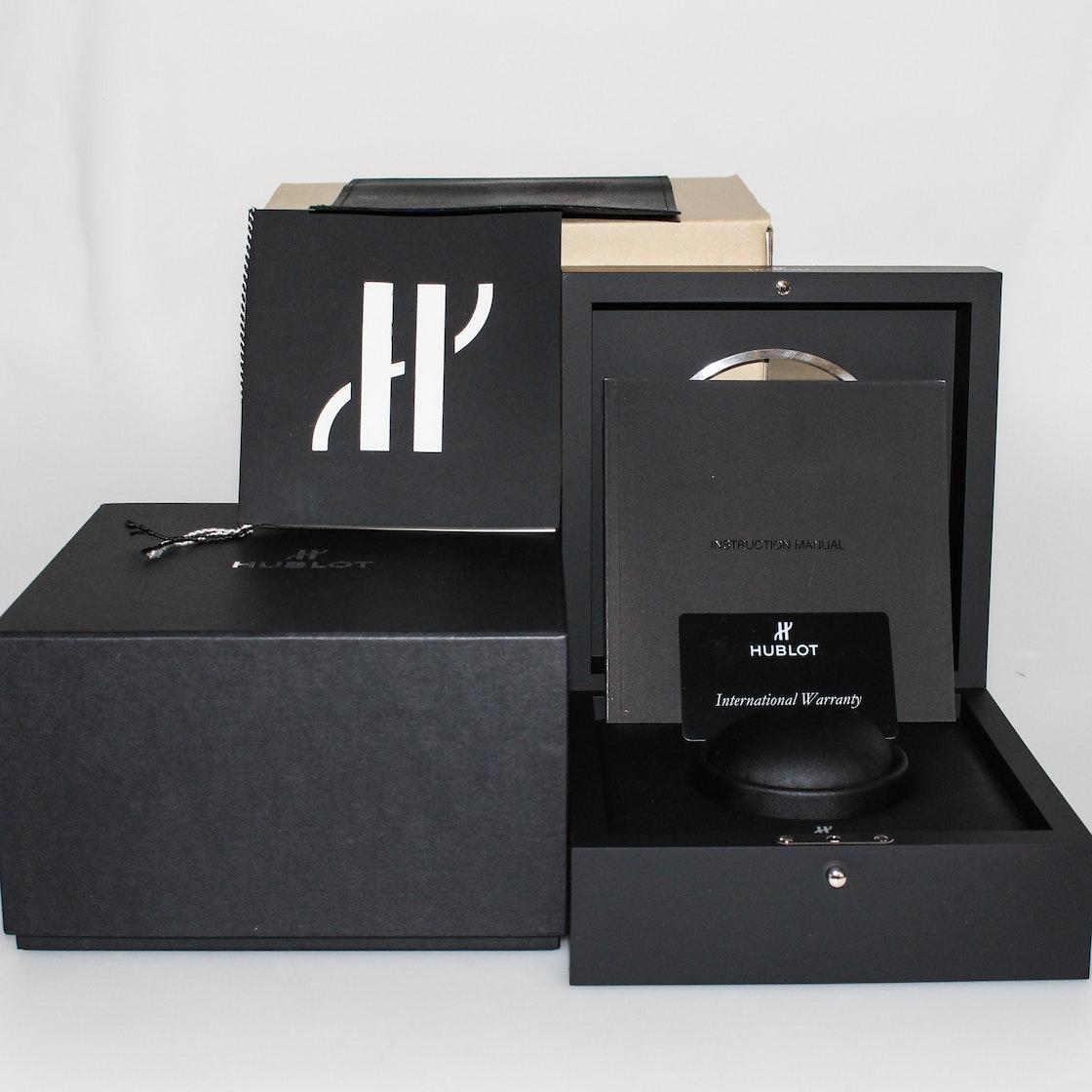 "Hublot Classic Fusion Ultra-Thin ""Shawn Carter"" Limited Edition 515.TX.4307.LR.SHC15"