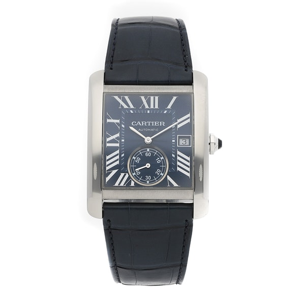 Cartier Tank MC Large Model WSTA0010