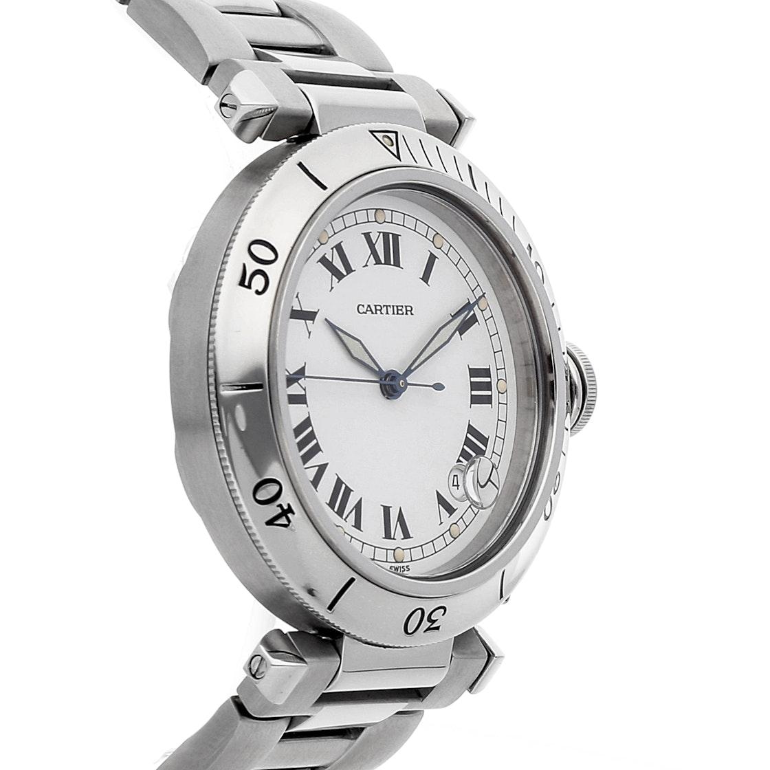 Cartier Pasha Diver W31005H3