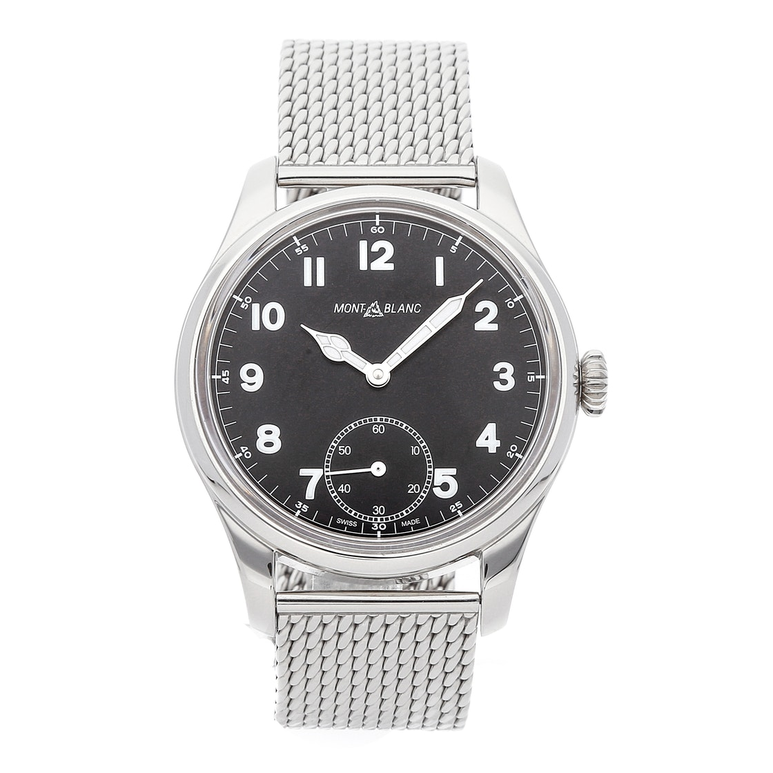 Montblanc 1858 Small Seconds 112639