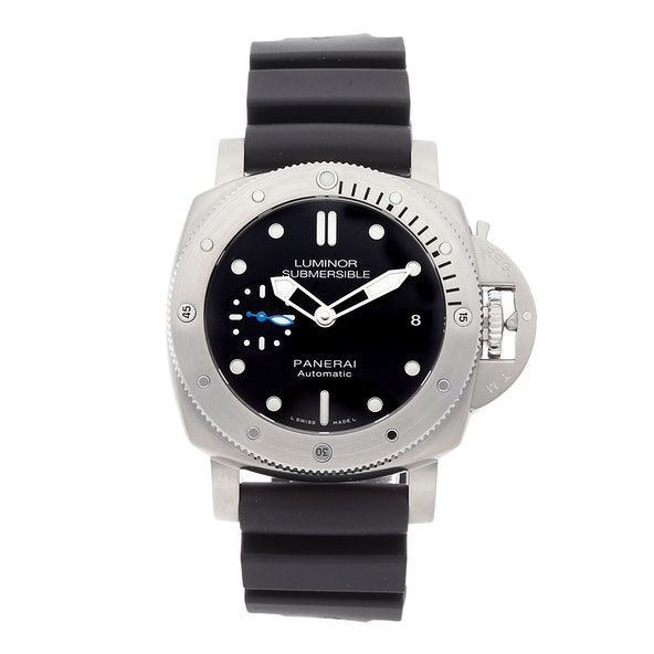 Pre-Owned Panerai Luminor Submersible 1950 3-Days PAM 682