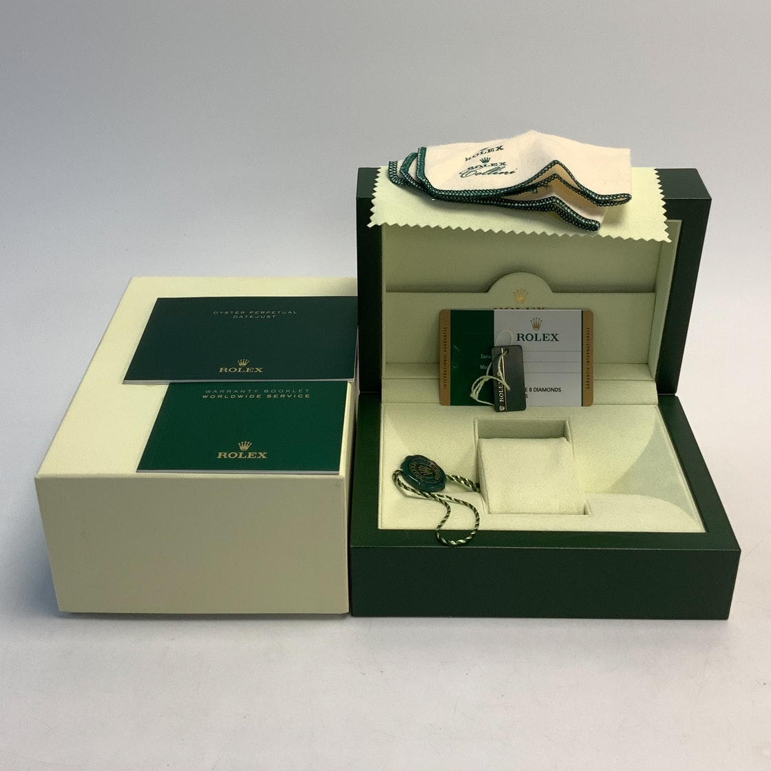 Rolex Datejust 178278