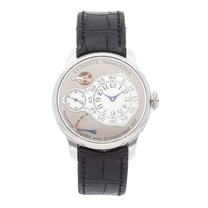 F.P. Journe Chronometre Optimum CO PT 40 A