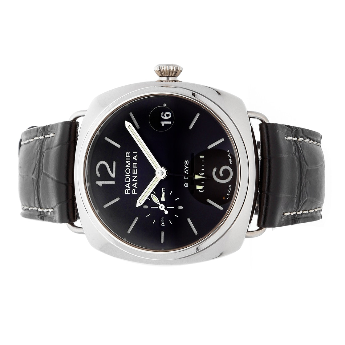 Panerai Radiomir GMT 8-Day Limited Edition PAM 200