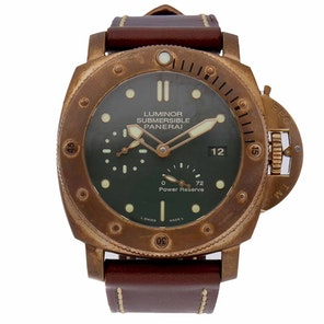 "Panerai Luminor Submersible 1950 3-Days Power Reserve ""Bronzo"" Limited Edition PAM 507"